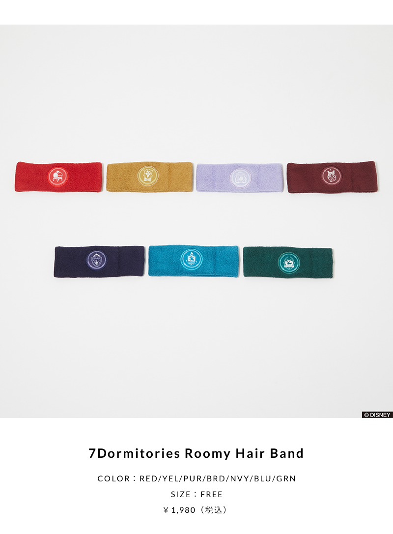 7Dormitories Roomy Hair Band