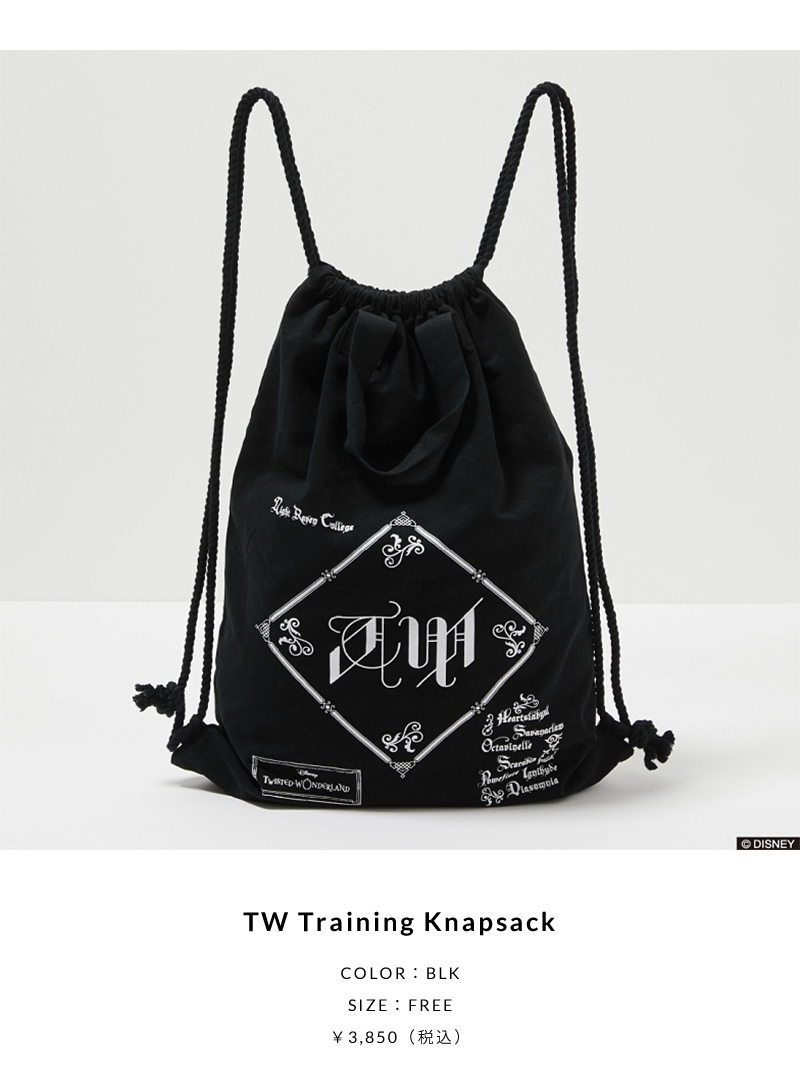 TW Training Knapsack