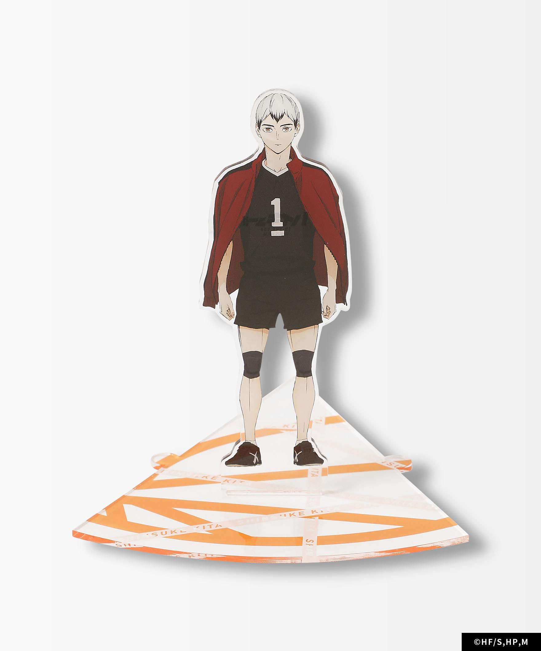 ハイキュー!!Acrylic Figures!!