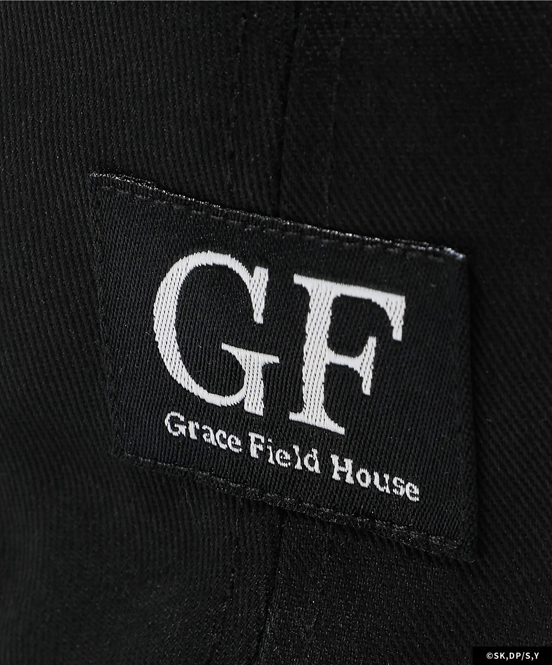 GF リバーシブルバケットハット