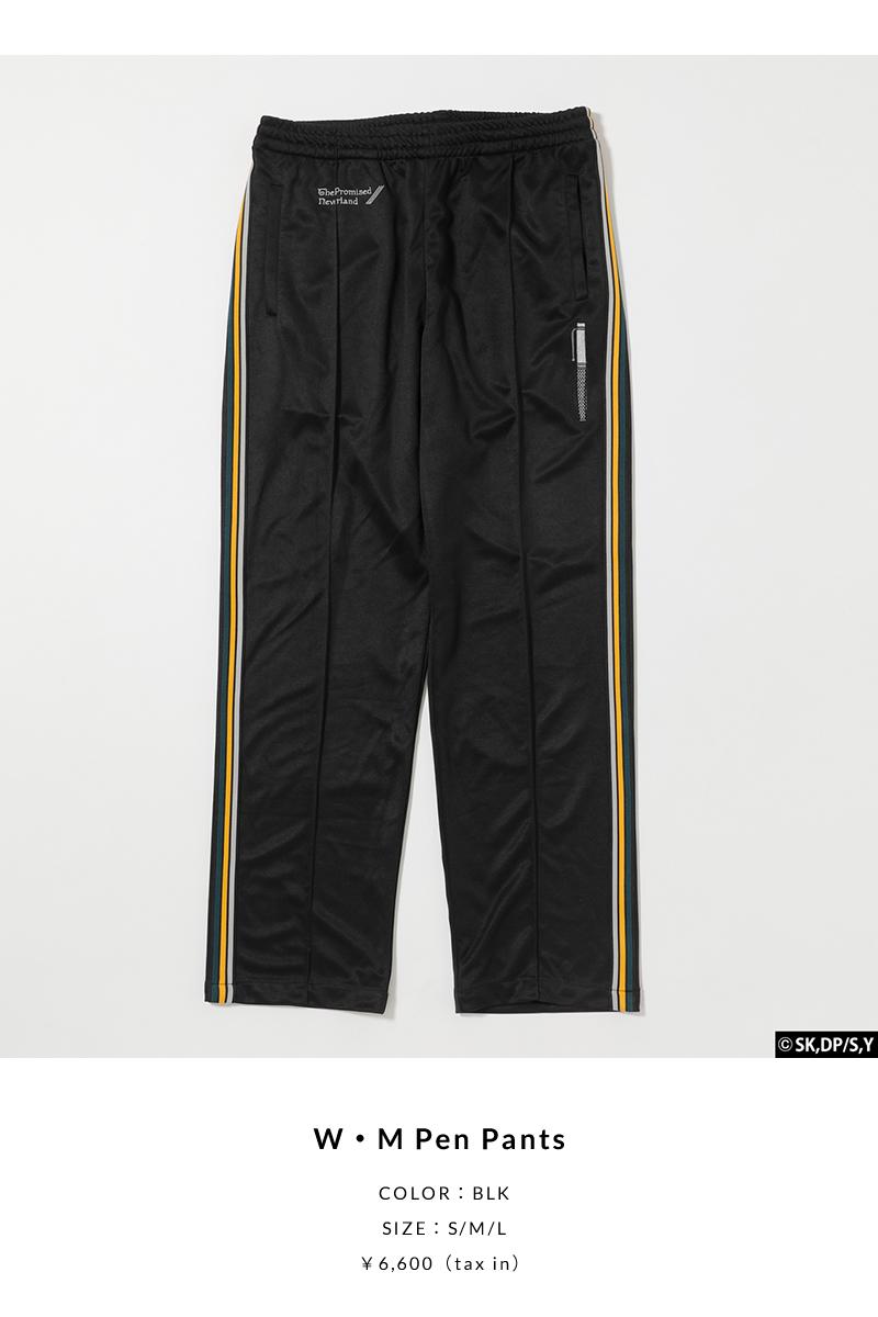 W・M Pen Pants
