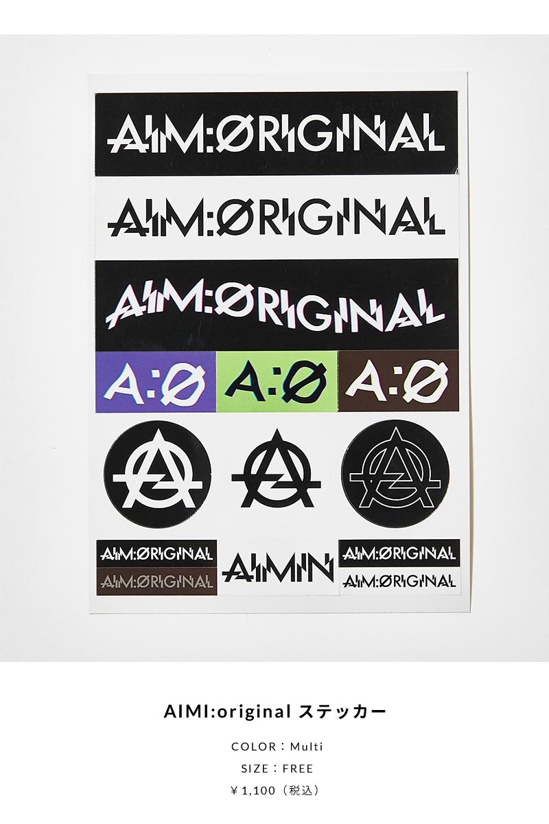 AIMI:original ステッカー
