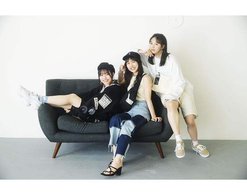 【SKE48 FAN PROJECT】熊崎晴香・佐藤佳穂・菅原茉椰