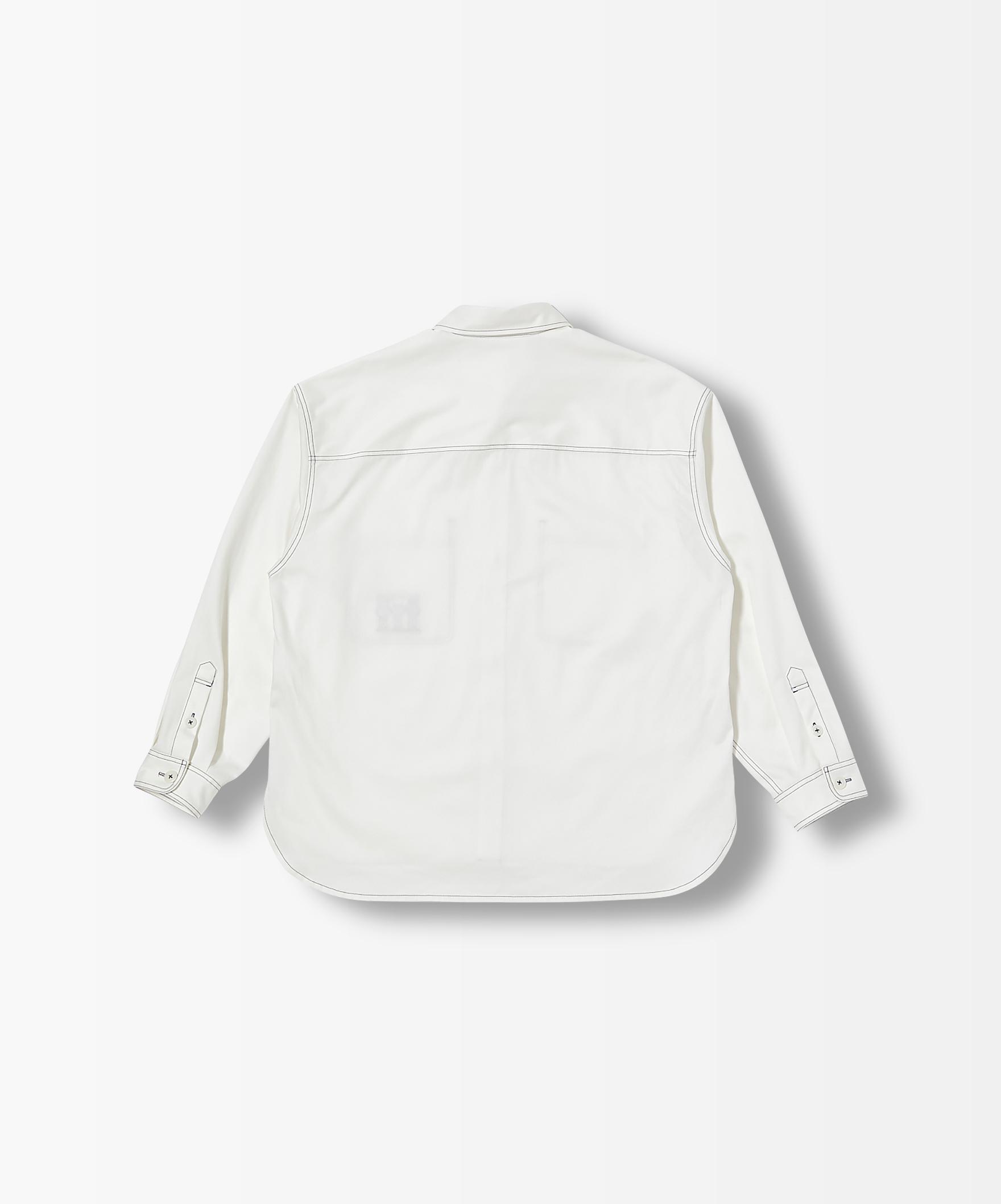 3Bearsステッチシャツ