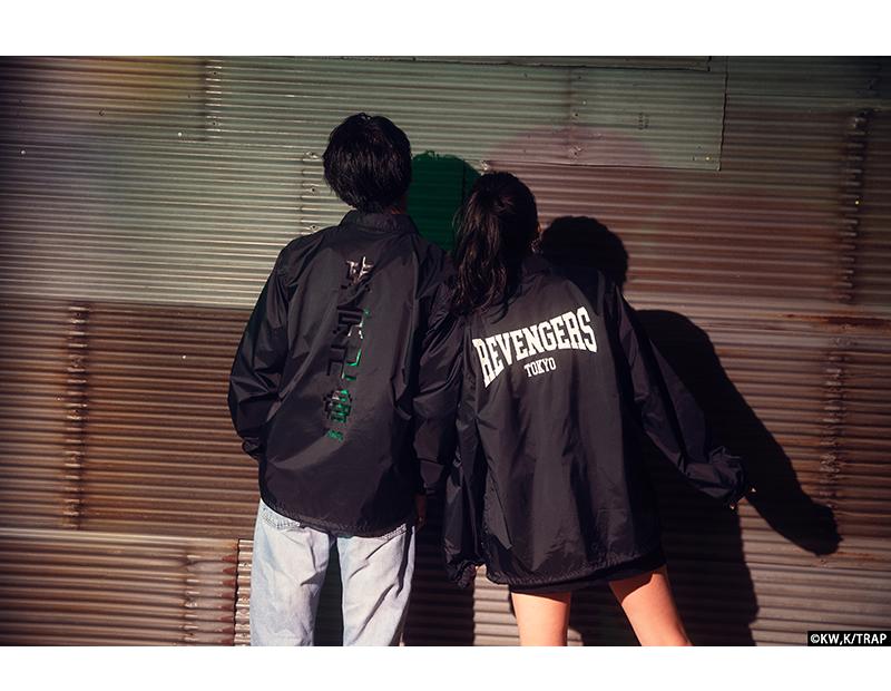 R4G × 東京リベンジャーズ(三原羽衣/一ノ瀬竜)